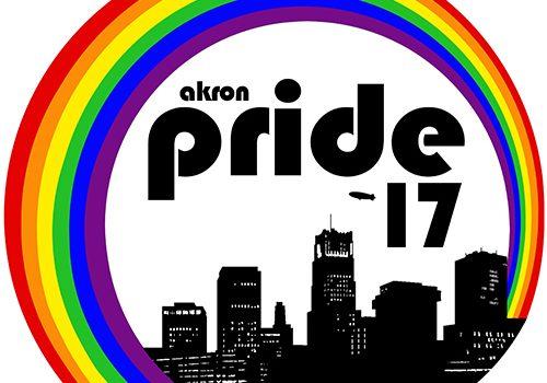 Akron Pride 2017 Logo